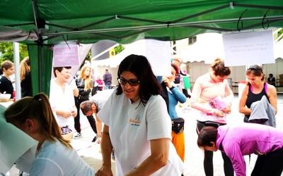 NaturAmelia, grande successo a LadyRun Lugano